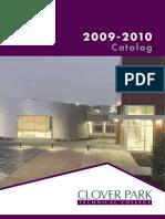 Clover Park Catalog, 09
