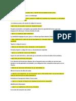 SERVICIO AL PASAJERO BANCO DE PREGUNTAS TCP