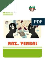 3 - Razonamiento Verbal