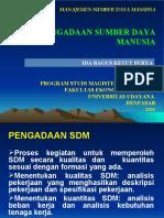 Pengadaan SDM-2