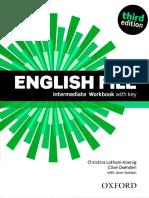 English File Intermediate [Workbook]