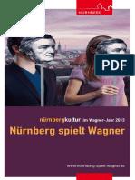 Nuernberg Spielt Wagner Folder