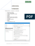 Anexo 2AT7 – Configuración Avanzada Excel 2016