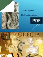 12-Grecia, Roma Religi.antigua