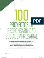 100 Proyectos Rse