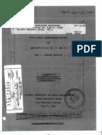 Post Launch Memorandum Report for Mercury-Atlas No. 9(MA-9). Part 1 Mission Analysis