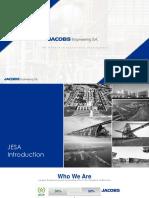 Présentation Jacobs Engineering SA