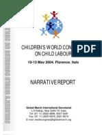 narrative report 2