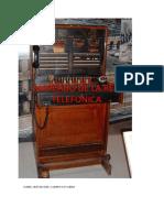 Practica 1 - mapeado red telefonia