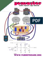 RM with input blend cap