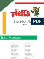 Fiesta Media Plans Book