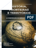 Historia Fronteira Territorios a Constru