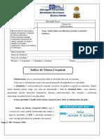 Ensino Médio EDF Novembro