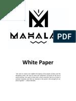 MahalaX-Whitepaper-March-2020-