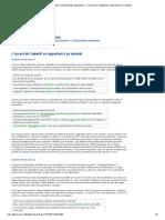 Banque de dépannage linguistique - L'accord de l'adjectif se rapportant à un doublet