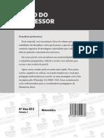 8o Ano Livro Prof Matematica Vol 1.PDF