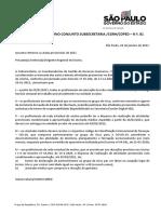 COMUNICADO EXTERNO CONJUNTO SUBSECRETARIA -CGRH-COPED – N º. 81
