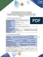 Guía de actividades y rúbrica de evaluación - Fase 6 - Controlar y Valorar Seguimiento y evaluación final trabajo realizado (1)