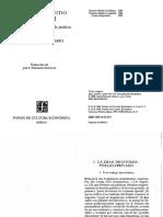 Bobbio Norberto - La Gran Dicotomía Público - Privado