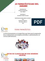 TRABAJO DE FARMACOTECNIA SOBRE PRESENTACIÓN FARMACEUTICA DEL JARABE INDIVIDUAL (1)