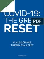COVID-19 -The-Great-Reset-Klaus -Schwab - Velikaya Perezagruzka Perevod Na Russkom