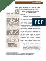 SOUZA_AYRES - Educação para as relações étnico-raciais - implicações para o Ensino de Ciências no RJ