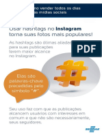 usar hashtag