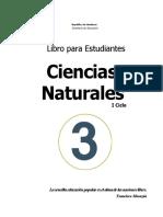 libro del estudiante CCNN3°