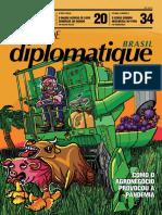 Le Monde Diplomatique - A pandemia e o agronegócio no Brasil