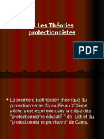Les Theories Protectionnistes (1) (2)
