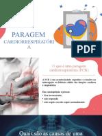 Paragem Cardiorrespiratória