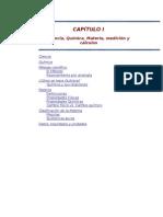 Curso de química general - Capítulo 1