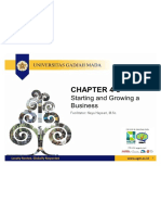 Ch 4-5 Starting and Growing a Business