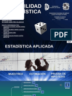 Estadística Aplicada - Cuadro Sinoptico