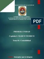 Diferencia Contab General y Costos,Clasificación....1,2,3,4