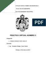 Práctica virtual 3