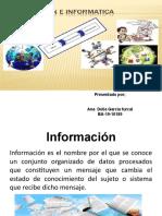 ana informacion