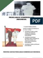 peristiwa sekitar Proklamasi (1)