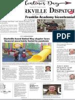 Starkville Dispatch eEdition 2-14-21
