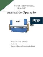 calvi Prensa Viradeira - PVC-125-4000CN-DA41