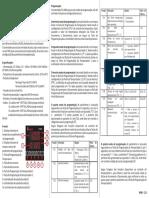 controle de temperatura Manual-FS-2004