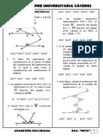 Geometria Semana 1