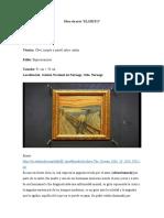 Obra de arte. ARTE Y EDUCACION