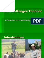 Teacher Ranger Teacher