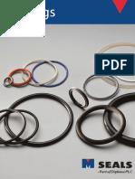 O-rings UK 005095 Vers1