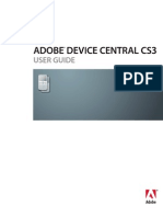 Adobe Device Central CS3 User Guide