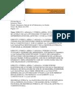A.I. 1-96 (USO DEL EJÉRCITO EN CONTRA DEL NARCO)