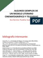 Guillermo Puebla. Plauto en El Cine.