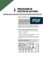 GT-6 manual