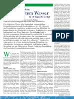 Raum & Zeit 115 (2002) - Quälender Hautausschlag Mit Aktiviertem Wasser Beseitigt - B.vogelsang (Emoto,Grander,Hacheney,Schauberger) (029)